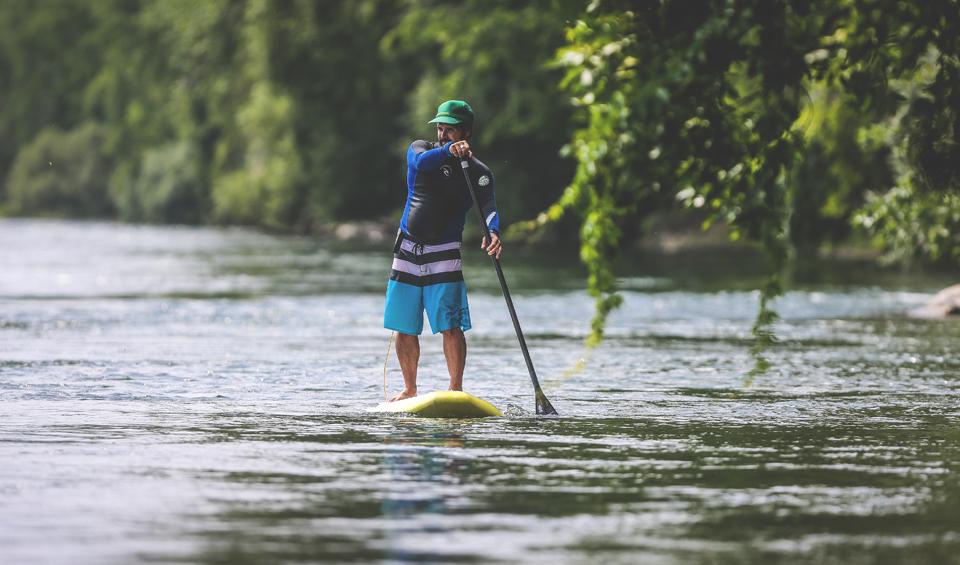 sup rivière montreal KSF