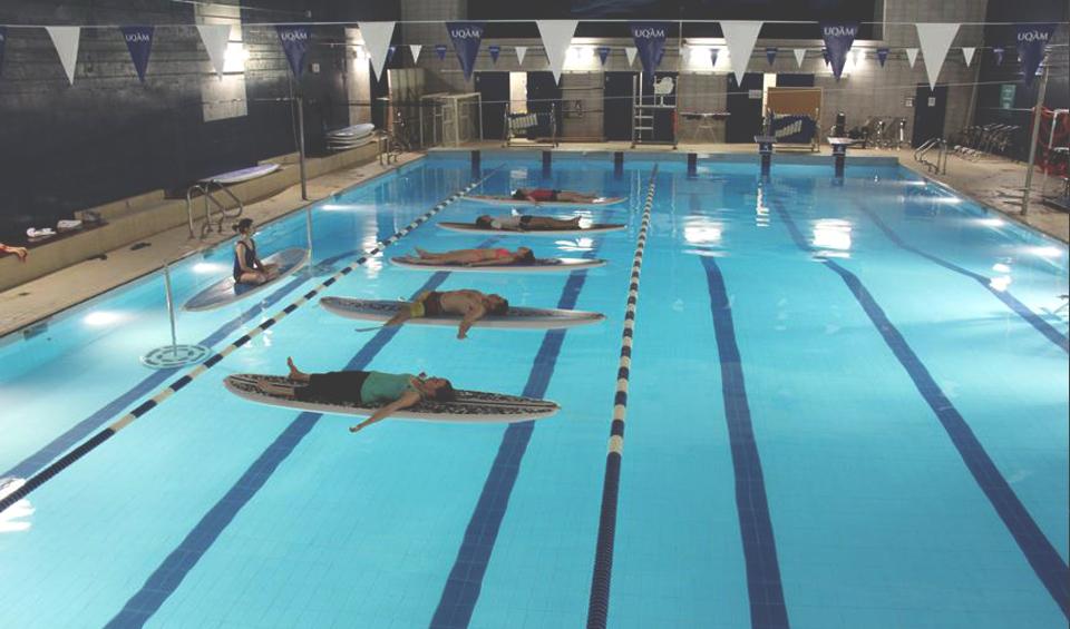 sup yoga intérieur montreal KSF