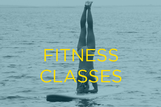 SUP FITNESS CLASSES KSF MONTREAL