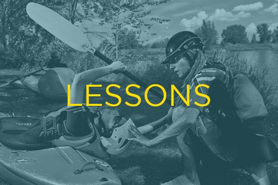 kayak lessons MONTREAL