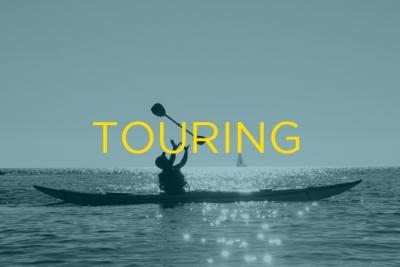 TOURING KAYAK montreal