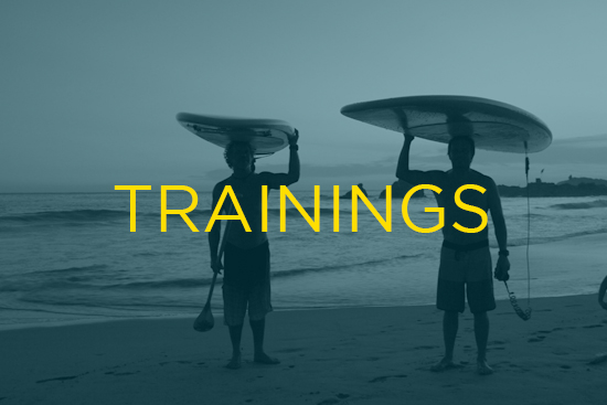 TRAININGS SUP MONTREAL