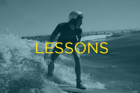 RIVER SURF LESSONS KSF