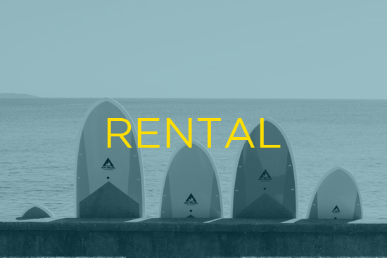 Rental SURF SUP KAYAK KSF
