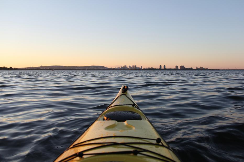 KSF- Cours et excursions de kayak de randonnée à Montréal