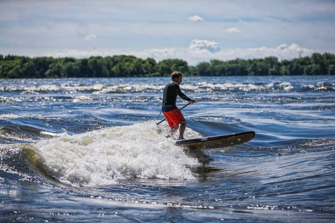 KSF - SUP Surf - LaSalle, Montréal - SUP, SURF, KAYAK