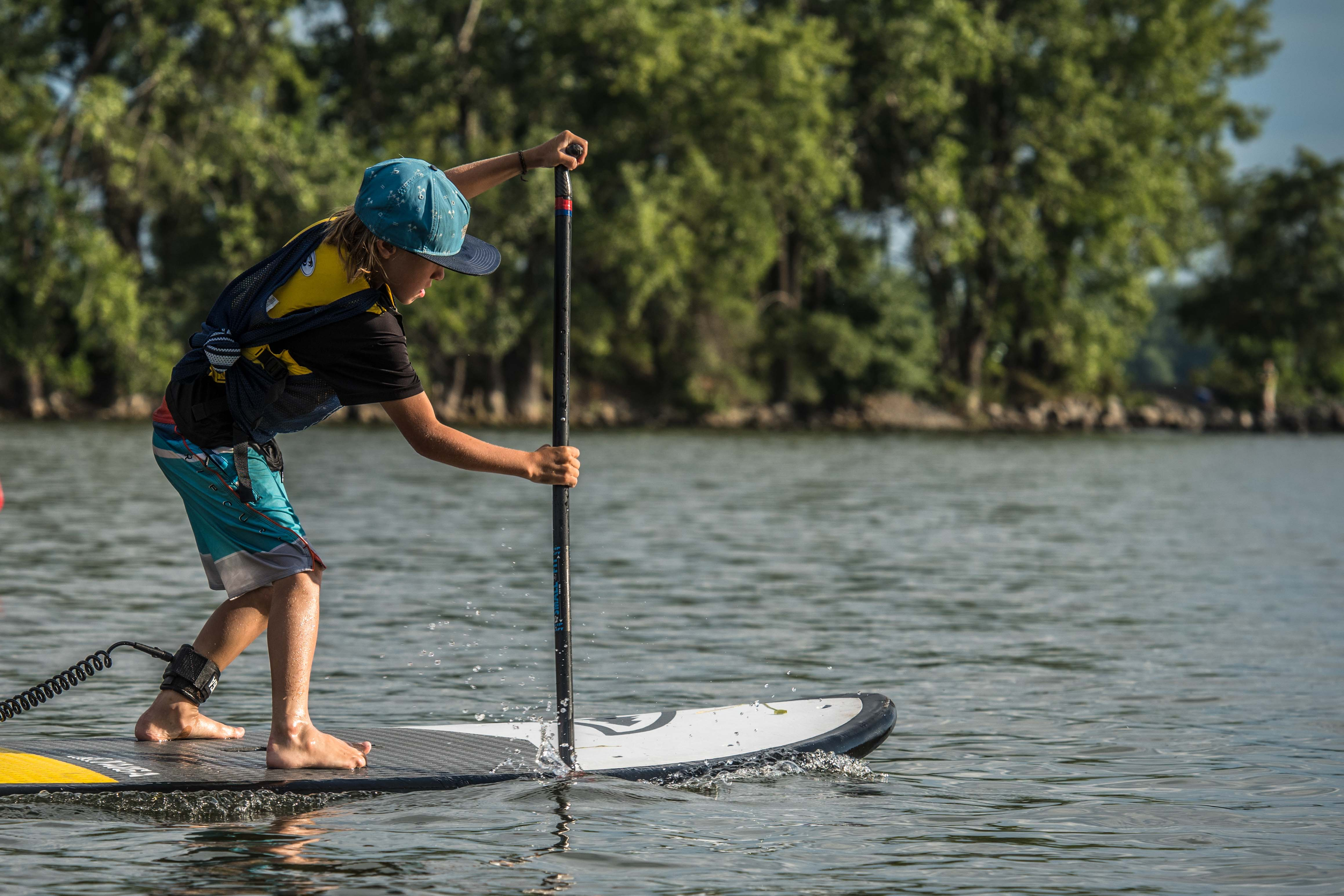 KSF Montréal - SUP - Cours, location, boutique, camp de jour - SUP yoga & fitness - Courses, rentals, shop, summer camp