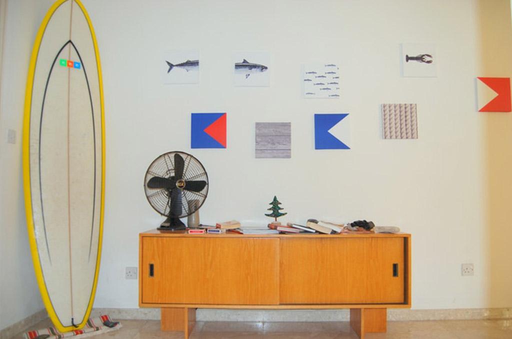Planche parfaite pour une surfeur intermédaire