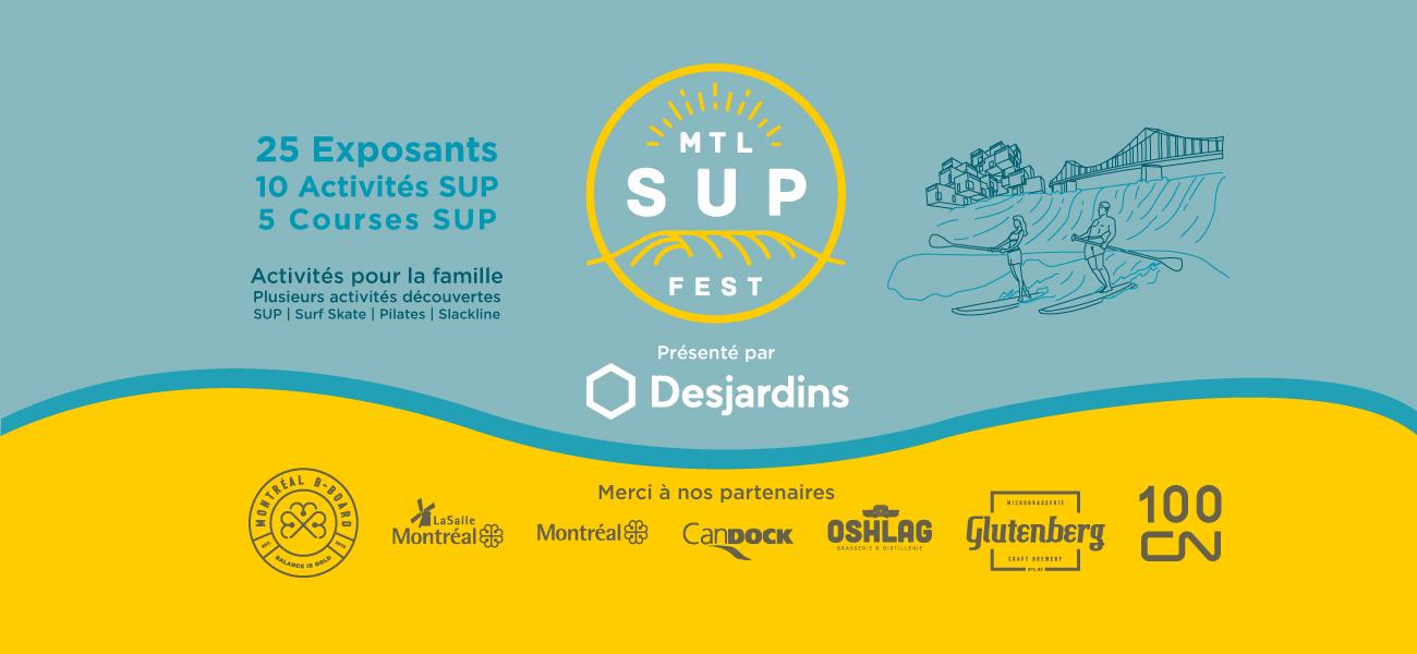 MTL SUP FEST - 10 et 11 AOUT - KSF Montréal